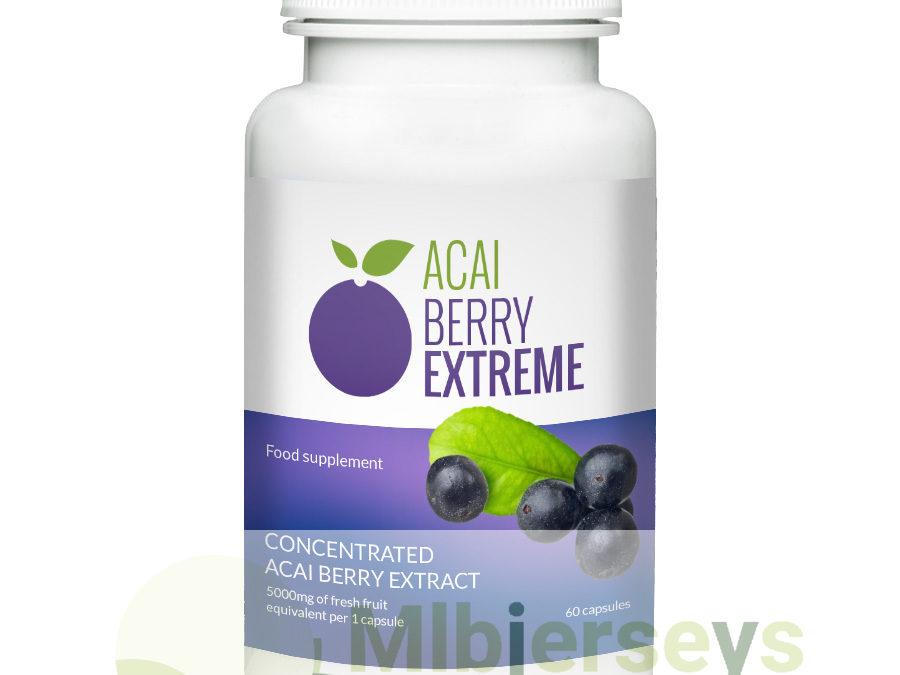Acai Berry Extreme – tabletki na odchudzanie