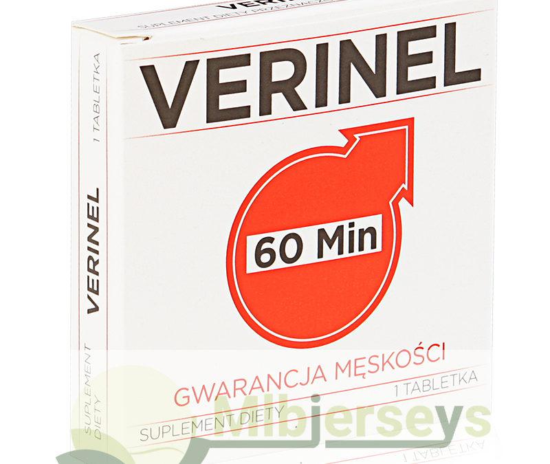 Verinel – tabletki na erekcję