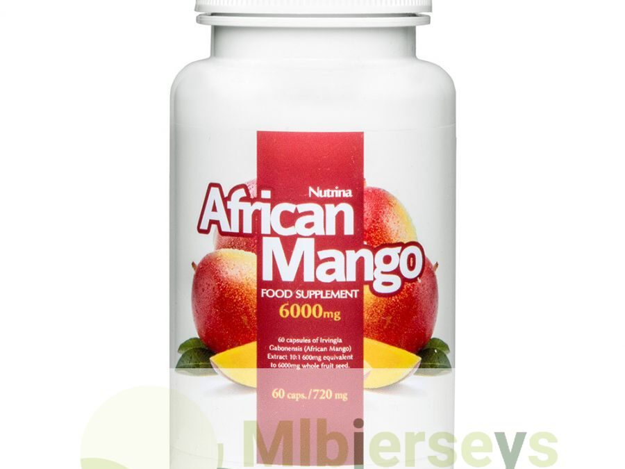 African Mango – tabletki na odchudzanie