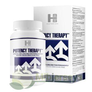 Potency Therapy – tabletki na erekcję