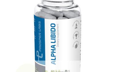 Alpha Libido Prosper Labs – tabletki na erekcje