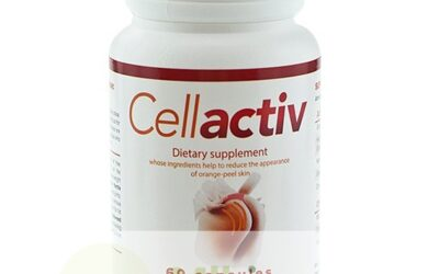 Cellactiv – tabletki na cellulit