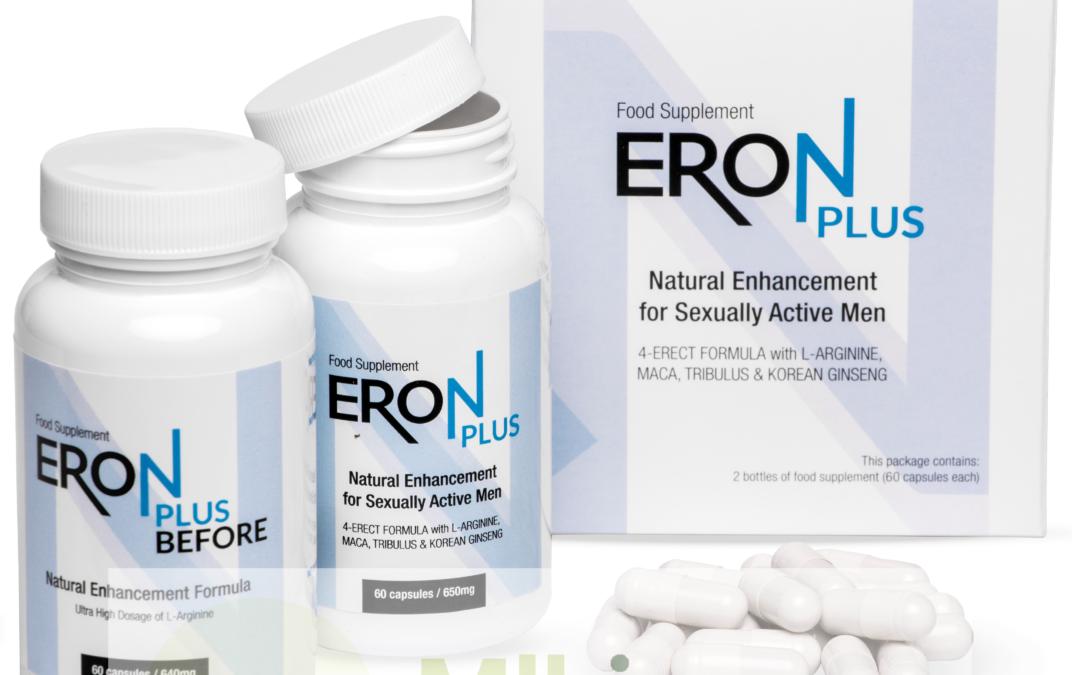 Eron Plus – tabletki na erekcje