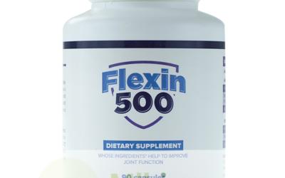 Flexin500 – tabletki na stawy