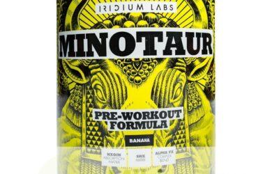 Minotaur – odżywka na przyrost masy mięśniowej