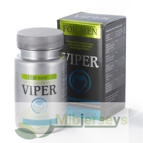 Viper – tabletki na erekcje